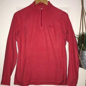 North Face Polartec Classic Fleece Jacket